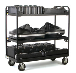OnBoard® Cargo Cart from Wenger Australia - Performance staging specialists